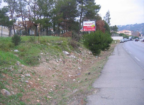 Route de la Roquette